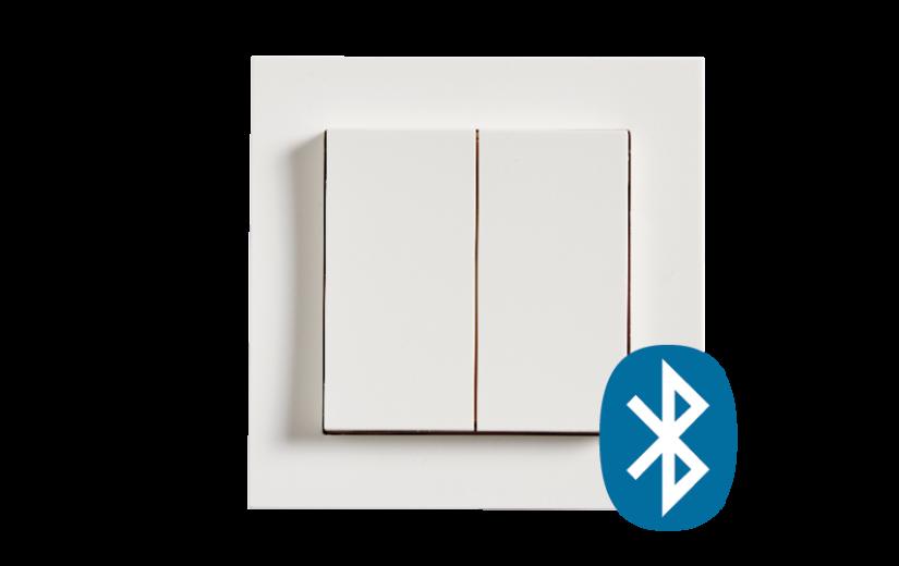 LEDDim SMART Switch wandschakelaar bluetooth met gratis APP voor verlichting