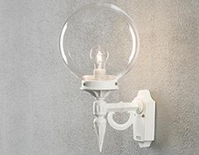 Muurlamp voor buiten van Konstsmide 496-250